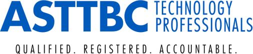 Logo Applied Science Technologists and Technicians of BC (ASTTBC)